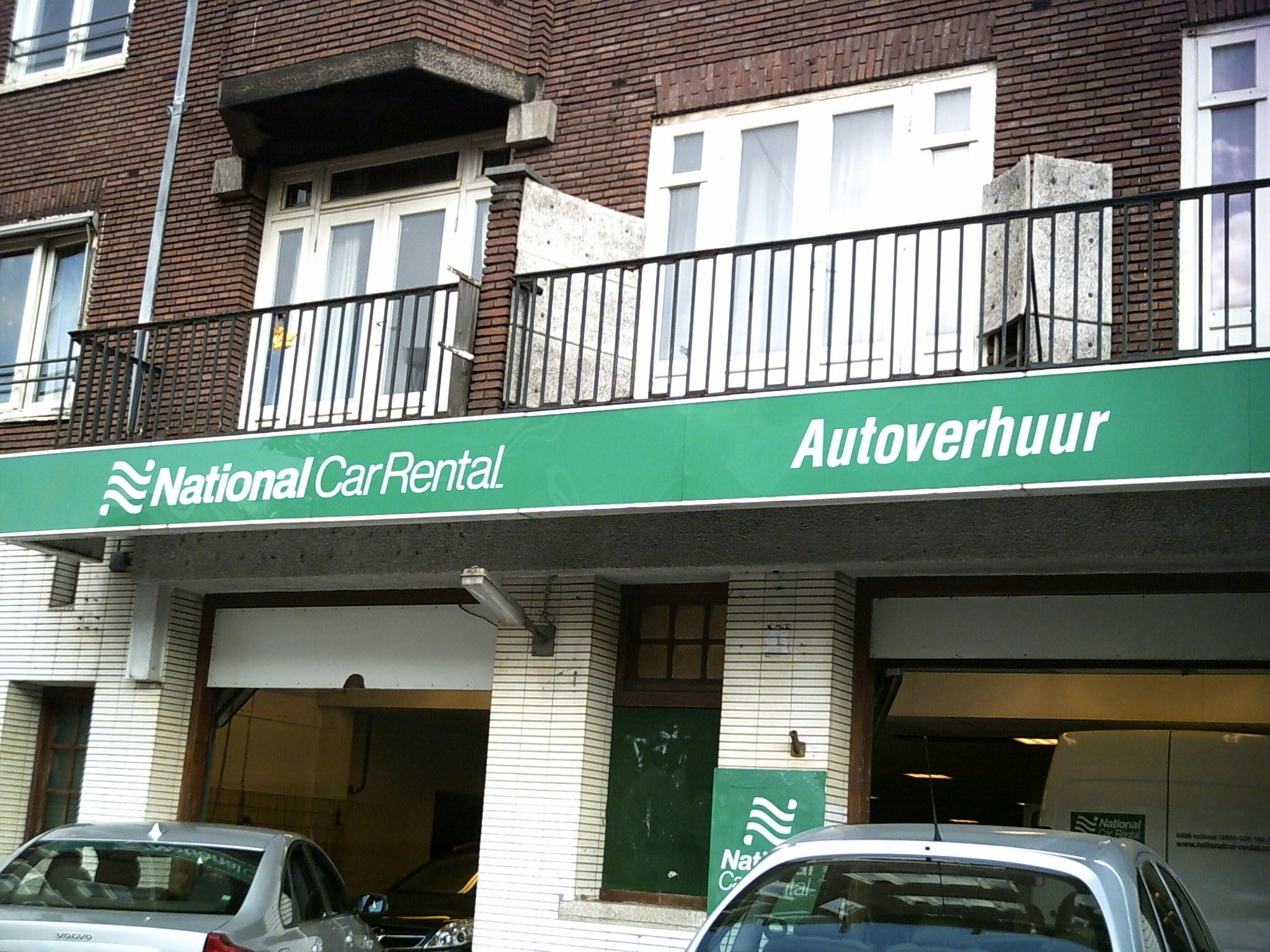 National car rental denver downtown 15